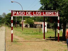 Paso De Los Libres, Corrientes, Argentina
