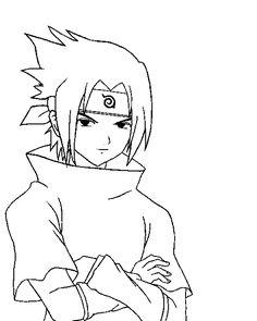 Resultado de imagem para Naruto para colorir fotos trabalhos
