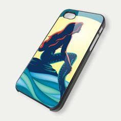 Disney Ariel The Little Mermaid Vector iPhone 4 / by bejosastro1, $14.99