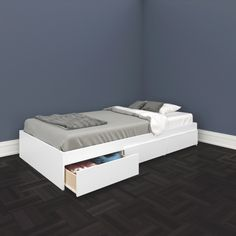 16 Best Single Bed With Drawers Images Bed With Drawers Captains