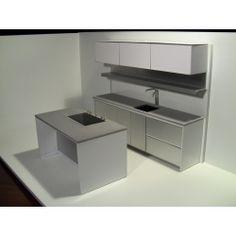Miniature modern kitchen from PRD