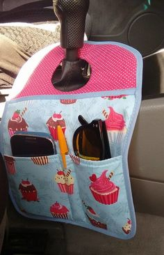 Top summer crafts for Sunday # crafts - Fabric Crafts for Kids and Beginners Small Sewing Projects, Sewing Hacks, Sewing Tutorials, Sewing Patterns, Bag Patterns, Fabric Crafts, Sewing Crafts, Diy Crafts, Creation Couture
