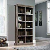 Barrister Lane 10 Cubbyhole Bookcase 75 H Salt Oak Finish