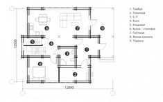 Дом в д. Атолино. 170 м2