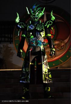 @KamenRiderExaid @仮面ライダーエグゼイド #KamenRider#Chronos #仮面ライダークロノス
