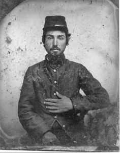 John A. Arnold, 18th Tennessee Infantry, Co. I (Cainsville Guards)