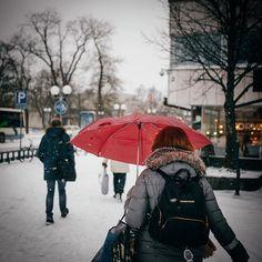 #Hyvinkää, #Finland, #Street Kanken Backpack, Fashion Backpack, Street, Instagram, Roads, Walkway