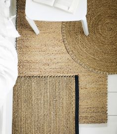Trend 2015 | Rattan, coconut and seagrass THE new Interior and outdoor trend this summer | natural materials | Ikea Lamp, chair, floor cushion, boxes, lounge chair, fauteuil , side table read mor on my blog: C-More | design + interieur + trends + prognose + concept + advies + ontwerp + cursus + workshops , carpet / rug