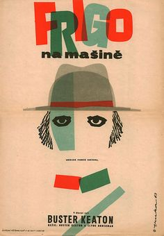 The book design work of Czech designer and illustrator Vladimir Fuka (1926-1977) who designed many playful covers for adult and children's books.