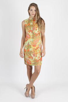 Lilly Pulitzer Dress 60s Dress Wiggle Dress by americanarchive