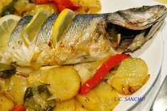 Con María en su cocina - Recetas de cocina paso a paso con fotografías. Cocina española fundamentalmente, casera y fácil.