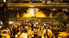 Mirante 9 de Julho recebe projeto 'Jameson Cinema Club' (via Catraca Livre)
