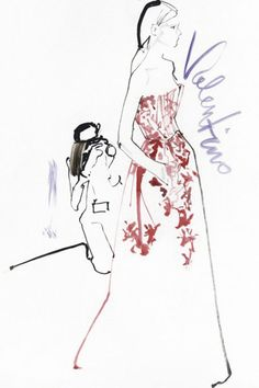 David Downton - Valentino