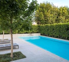 Swimming Pool Design - Something is missing when you own a big house without having a nice swimming pool at the backyard. It feels great to dive in your own pool. Backyard Pool Landscaping, Small Backyard Pools, Backyard Pool Designs, Swimming Pools Backyard, Swimming Pool Designs, Outdoor Pool, Landscaping Ideas, Luxury Swimming Pools, Luxury Pools