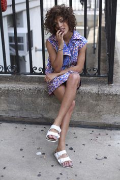 40 Outfits That Prove You Need a Pair of White Shoes In Your Life | StyleCaster