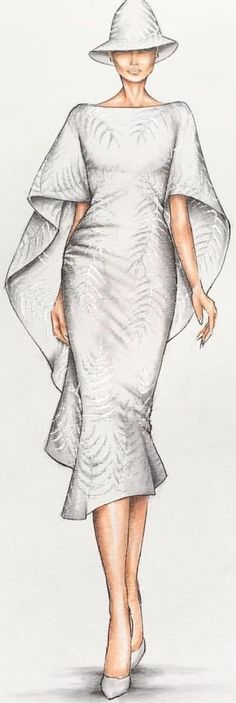 Niki Kinney Fashion Ilustration