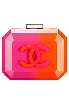 Chanel Clutch - 2014 Spring-Summer
