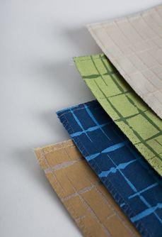 HATCH TOO - Luna Textiles  -Textile made from 100% Eco Intelligent Polyester