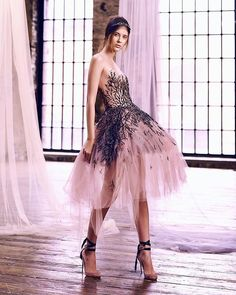 @yaninafashion haute couture SS 2016#fashion#catwalk#dress#ballgown #vogue#fallow#altamoda#highfashion#fashionblogger#design#luxury#gown#fashionpost#weddingdress#embroidery#fashioneditorial#runaway#highfashion#editorial#hautecouture#fluffy#mfw#nyfw#pfw#bridalgown