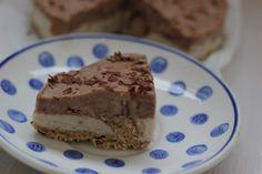 Healthy Banaan IJs Cookie Dough Pie | De Bakparade