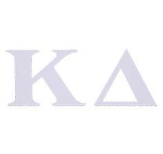 Kappa Delta Compu-Cal style decal