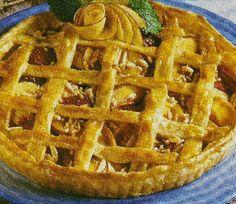 Receita de Tarte folhada de Pêssegos e Morangos - http://www.receitasja.com/receita-de-tarte-folhada-de-pessegos-e-morangos/