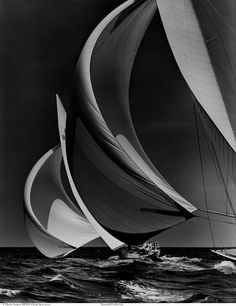 lying spinnakers 1938