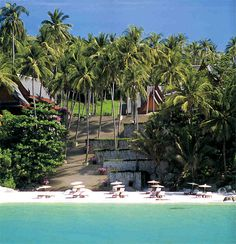somewhere? gorgeous in phuket...   It's the Amanpuri Resort.  What good taste,  one of the most exclusive 5 star resorts on the island.