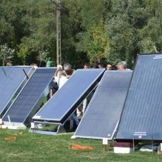Make Your Own Silicon Solar Panels