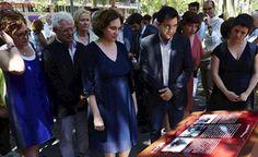 Barcelona rinde homenaje a las víctimas de Hipercor en el 30 aniversario del atentado terrorista