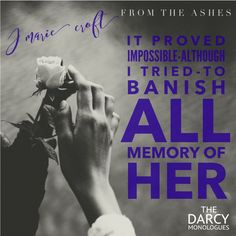 """J. Marie Croft's writing is frequently described as """"satisfying, spirited, and side-splitting satire"""" and her short story """"From the Ashes""""  in #TheDarcyMonologues hits all the right notes! Can't wait for you to read it. Look for it May 22. #anthology #mrdarcy #prideandprejudice #janeausten"""