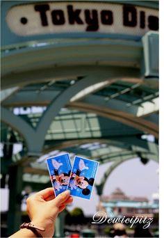 Tokyo DisneyLand #handsinframe