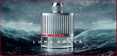 Prada Luna Rossa: Cologne for Men