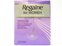 The best Regaine for women !