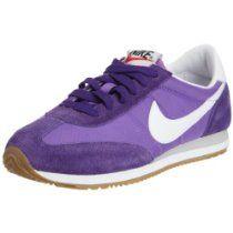 Nike Women's Oceania Retro Purple Sneaker #colorful #shoes