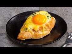 Szükség lesz 15 percre egy csodás vacsorához! Ízletes csirkemell, töltelékkel!  Ízletes TV - YouTube Carne, Le Diner, Filets, Relleno, Food And Drink, Keto, Breakfast, Dining, Recipes