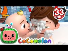 Bath Song + More Nursery Rhymes & Kids Songs - CoComelon Abc Songs, Rhymes Songs, Kids Songs, Birthday Wishes For Twins, Birthday Songs, Clean Up Song, Alphabet Video, Dave And Ava, Laughing Baby