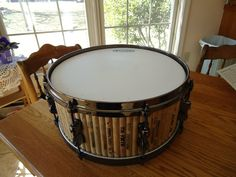 Drum stick snare drum - I wonder if these were all used up first?!