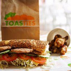 Toasties | 11 Halal Alternatives To Subway - The Halal Food Hunter
