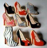 More heels cookies from sugar envy @Jasmine Sanders Lawson
