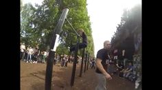 International Street Workout Event - Spring 2015 - Video 23 - 31.05.2015... Street Workout, Vienna Austria, Spring 2015, Facebook