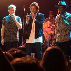 Thirdstory performed on Friday at The Bowery Ballroom