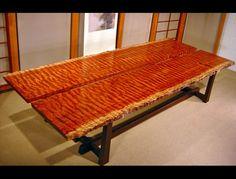 Robert Ortiz Studios | Fine Shaker-Japanese style Furniture | Chestertown Maryland