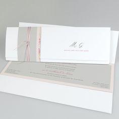 Faire-part de mariage personnalisés sur faire-part.creatif.com, faire-part pochettes