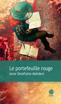 Le portefeuille rouge Éditions Gaia