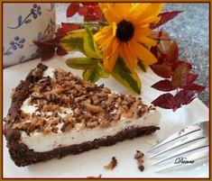 Nejprve si z uvedených ingrediencí připravíme pouhým smícháním a krátkým, ale důkladným propracováním těsto.Kulatou koláčovou formu vymažeme... Tiramisu, Cheesecake, Menu, Pudding, Sweets, Ethnic Recipes, Pastries, Advent, Menu Board Design