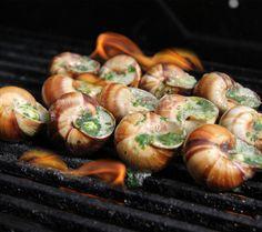 Escargots de Bourgogne, Escargot Recipe   Dorset Snails