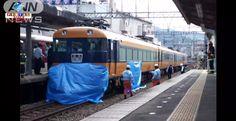 Um deficiente visual morreu atropelado por um trem expresso em Osaka. Autoridades estão implantando medidas preventivas para evitar novos acidentes.