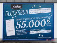 721. - Plakat in Stockach. / 29.11.2015./