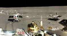 «Δεν πέθανε» το κινεζικό ρομπότ στη Σελήνη